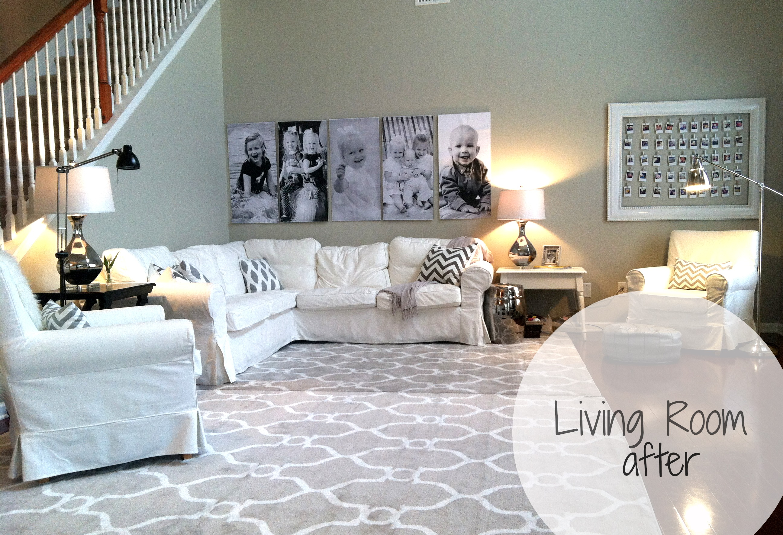 Pottery barn paint colors 2013 - The After